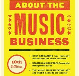 Revised Book Explains the Business of the Music Business